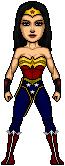 Wonder woman injustice by hybrid55555
