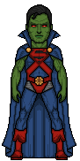 Superm Martian by treforable