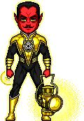 SinestroCorps Sinestro RichB