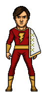 Captain Marvel (Legends of SH 1979) by Stuart1001