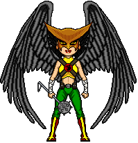 Hawkgirl by duploball