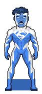 Superman 1997 blue by raad 2014-d7z4nfn