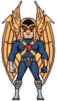 Hawkman Katar Hol (Batman and Superman magazine)