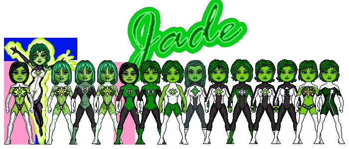 Jade-banner