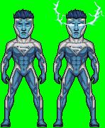 Superman electric by abelmicros-d5m3fu3