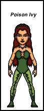 DC Comic Fan Art Poison Ivy 3