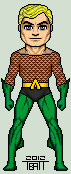 Micro classic aquaman by everydaybattman-d4sdbzu