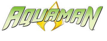 Aquaman (2011) logo