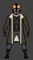 Bane - Dark Knight Rises (2012) by Stuart1001 from Deviantart