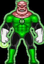 GreenLantern Kilowog RichB