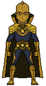 Dr Fate - Young Justice 2010 by Stuart1000 from Deviantart