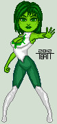 Micro classic jade by everydaybattman-d4t7o1x