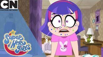DC Super Hero Girls Magic Trouble Cartoon Network UK 🇬🇧