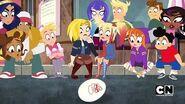 ScrambledEggs DC Super Hero Girls Cartoon Network