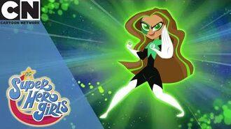 DC Super Hero Girls Dangerous Dexter Cartoon Network UK 🇬🇧