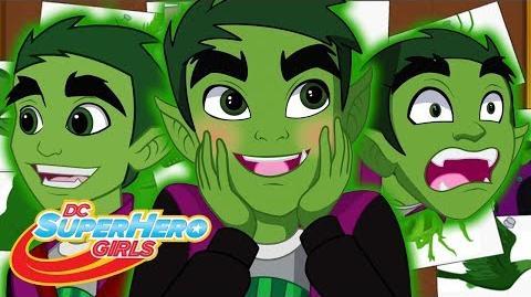 Best Beast Boy Episodes DC Super Hero Girls