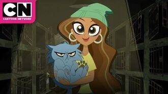 Dexter the Cat DC Super Hero Girls Cartoon Network