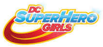 DC Super hero girls logo