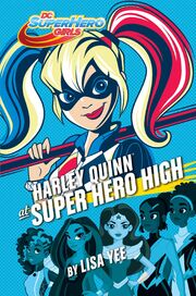 Harley Quinn at Super Hero High