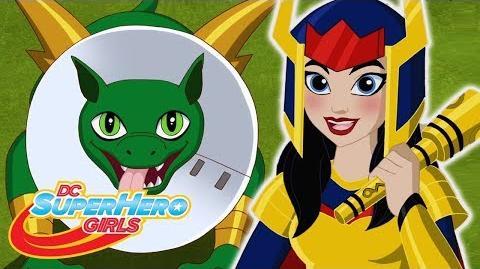 Best Big Barda Episodes DC Super Hero Girls