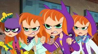 BackInAFlash DC Super Hero Girls Cartoon Network