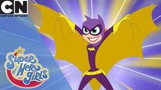 DC Super Hero Girls Batgirl To The Rescue! Cartoon Network UK 🇬🇧