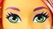 Starfire DCSHG Doll Eyes