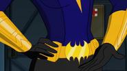 Batgirl DCSHG showing her Belt