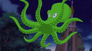 Beast Boy as Octopus 2