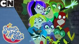 DC Super Hero Girls Boys VS Girls Cartoon Network UK 🇬🇧