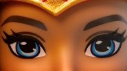 Wonder Woman DCSHG Doll Cowgirl Eyes