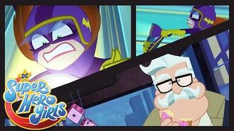 Dad Race! 🏁 DC Super Hero Girls