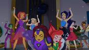 DCSHG Tamaranean Dance Club Part 2