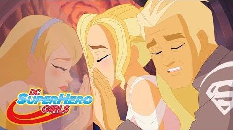 Supergirls' Origin Hero of the Year DC Super Hero Girls