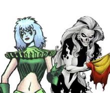 Screaming-Mimi-and-Silver-Banshee