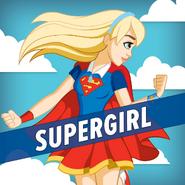 Supergirl profile