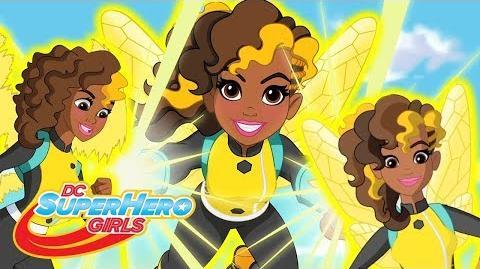 Best Bumblebee Episodes DC Super Hero Girls