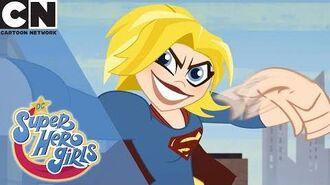 DC Super Hero Girls Super Girls Nemesis! Cartoon Network UK 🇬🇧