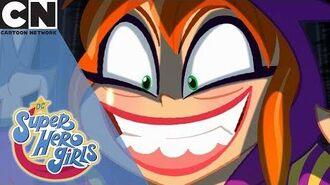 DC Super Hero Girls Crazy Campfire Story! Cartoon Network UK 🇬🇧