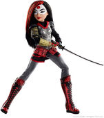 Doll stockography - Action Doll Katana SDCC 2