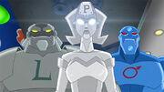 Metal Men Trio DC Super Hero Girls