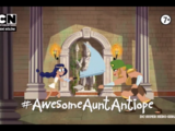 Awesome Aunt Antiope