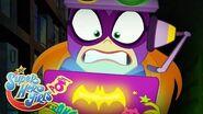 Scaredy-Bat! DC Super Hero Girls Animated Series