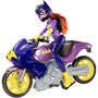 Doll stockography- Motorcycle Batgirl