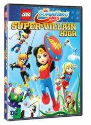 Lego dc super hero girls super villain high