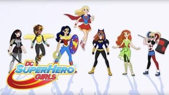 スーパーヒーロー高校へようこそ エピソード 101 DC Super Hero Girls