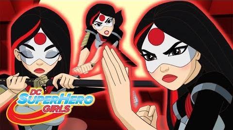 Best Katana Episodes DC Super Hero Girls