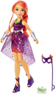 Doll stockography- Masquerade Ball Starfire