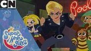 DC Super Hero Girls Fun Auntie Cartoon Network UK 🇬🇧
