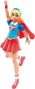 Doll stockography - Action Figure Supergirl II